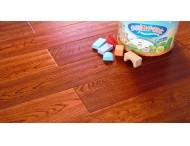 多层实木地板--柞木仿古706