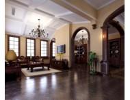 地板墙营造出不一样的家装效果