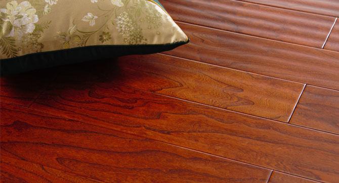 多层实木地板--榆木浮雕701